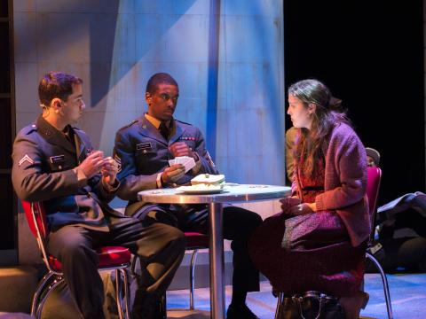 Lehigh University - Department of Theatre : Violet