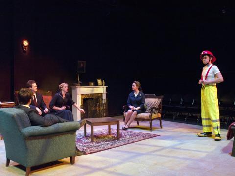 Lehigh University - Department of Theatre : The Bald Soprano