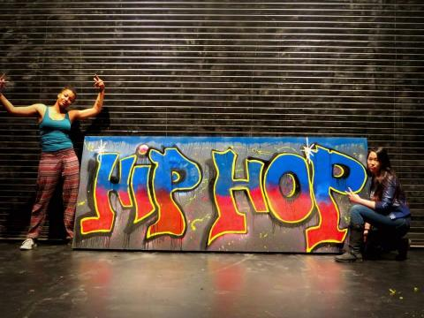Lehigh University - Department of Theatre : The Hip Hop Project: gEner8-tion Txt