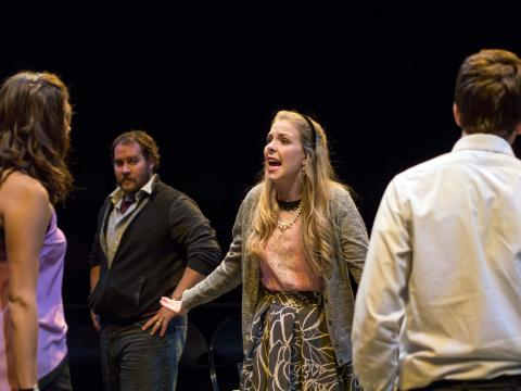 Lehigh University - Department of Theatre : God of Carnage