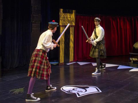 Lehigh University - Department of Theatre : The Complete Works of William Shakespeare (abridged)