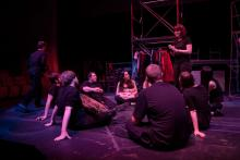 Lehigh University - Department of Theatre : Something From Nothing A Student Devised Piece
