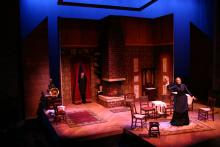 Lehigh University Theatre - A Doll's House, scenic design