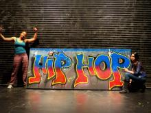 Lehigh University - Department of Theatre : The Hip Hop Project: gEner8-tion Txt