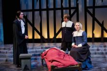 Lehigh University Theatre - men and woman
