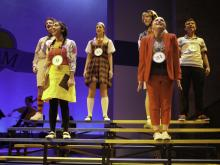Lehigh University Theatre - Lehigh University Theatre - 25th Annual Putnam County Spelling Bee